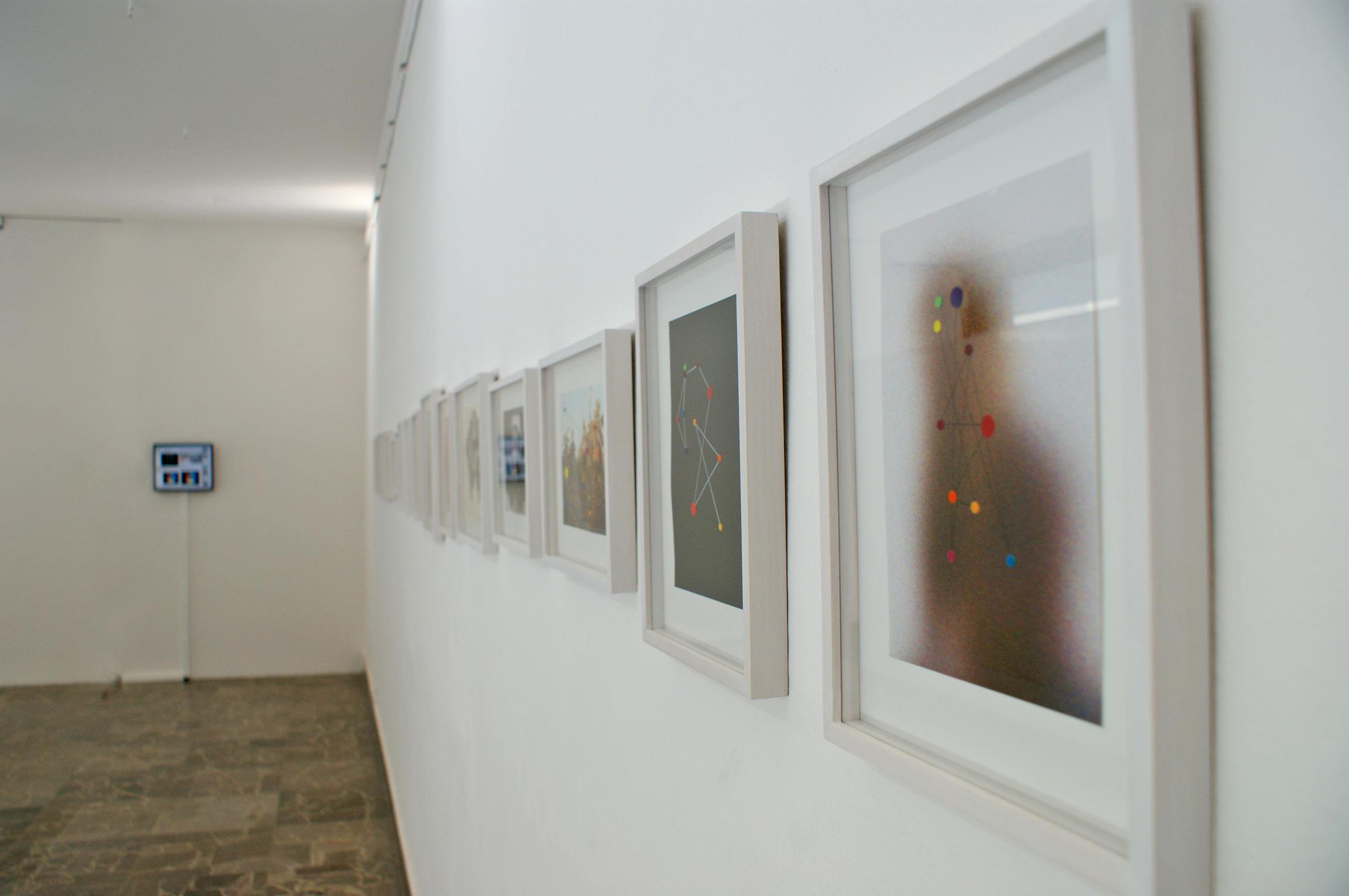 Janek Simon, Montauk, wideo + 15 kolaży, 2013