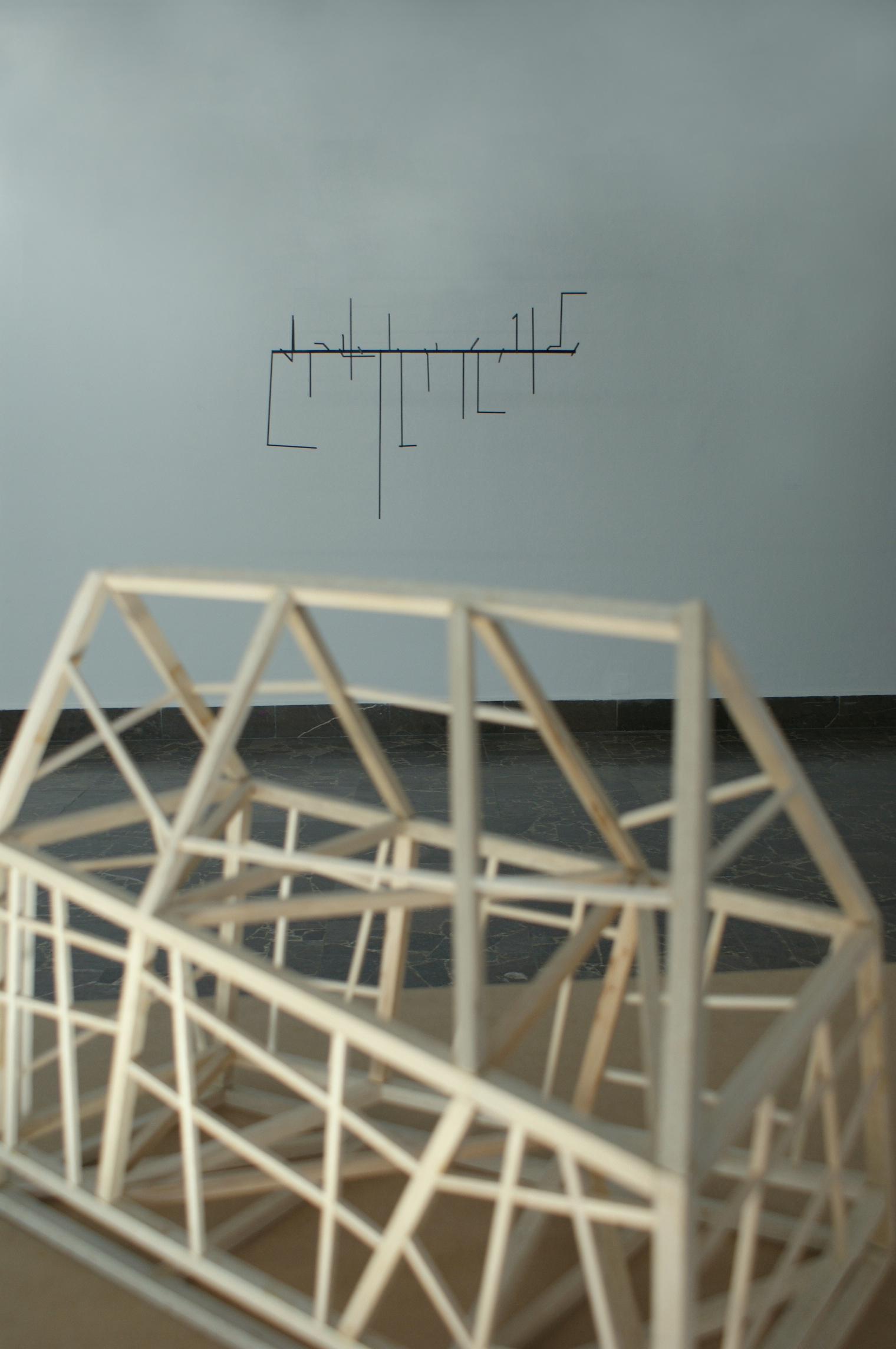 Janek Simon, Beztytułu(kalkulator), obiekt, 2006. Wtle Ja..Ty 2, obiekt, 2013