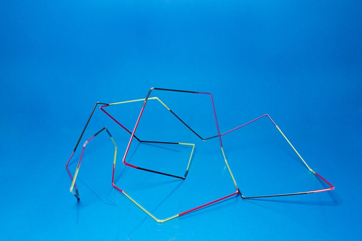 Z serii Tetris. Zdjęcie dzięki uprzejmości artysty