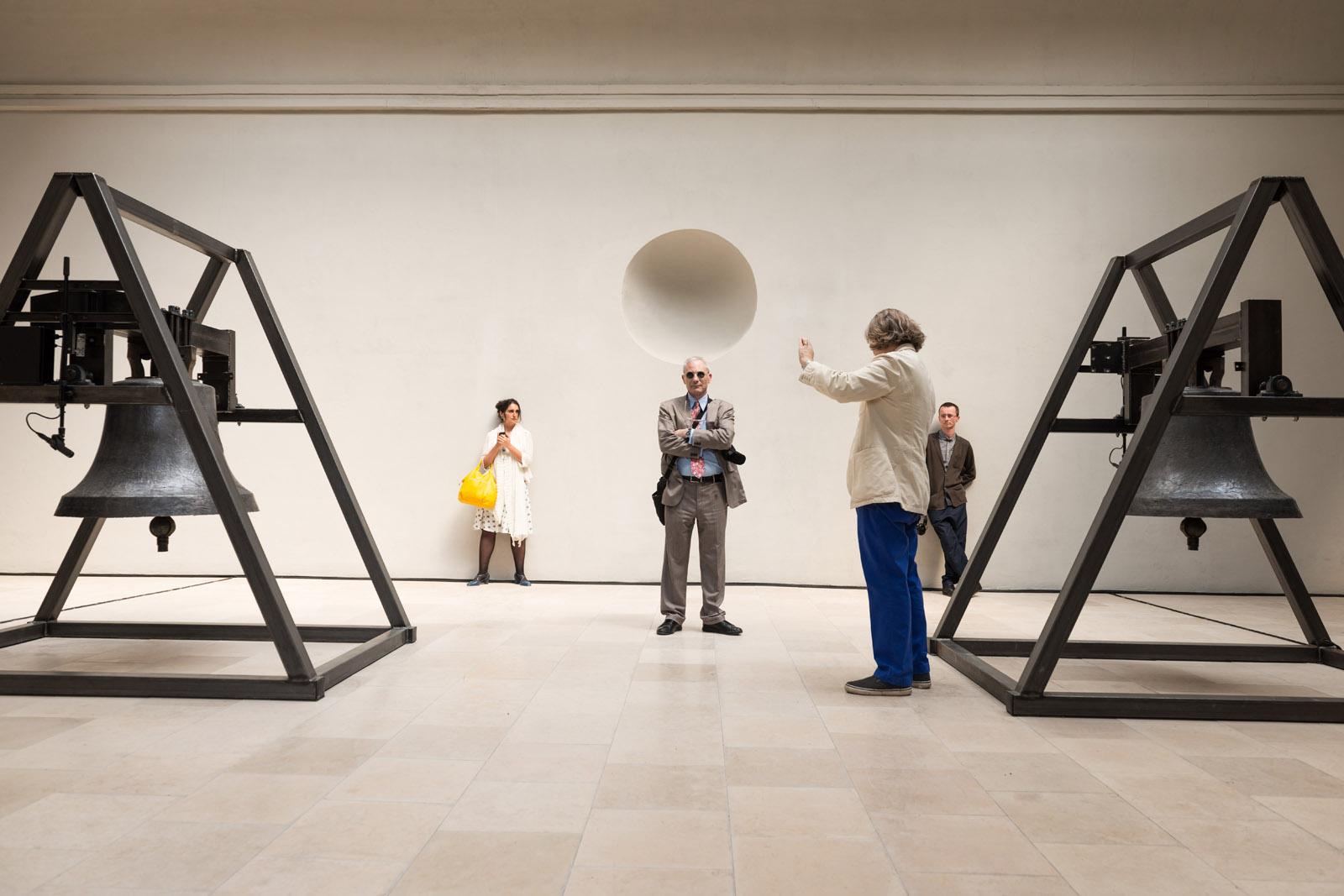 Konrad Smoleński Konrad Smoleński, Everything Was Forever, Until It Was No More, Pawilon Polski, 55te Biennale Sztuki wWenecji. Fot.Bartosz Górka, CC BY-SA