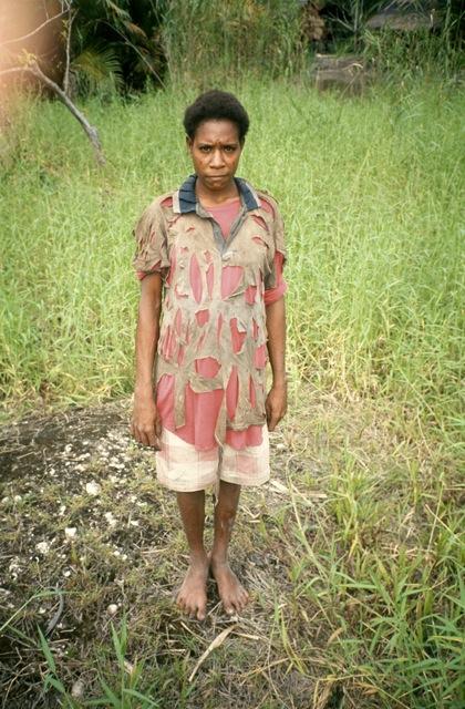 6. Roy Villevoye, Amalia Tomamnák, Er, Asmat, Papua 2000_s