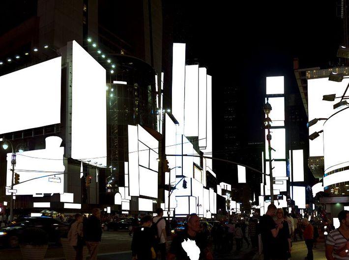 Karolina Kowalska, Niespodziewane załamanie rynku reklamowego, Nowy Jork.