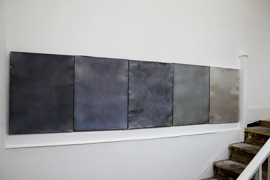 Bez tytułu (odciski palców), 2013
