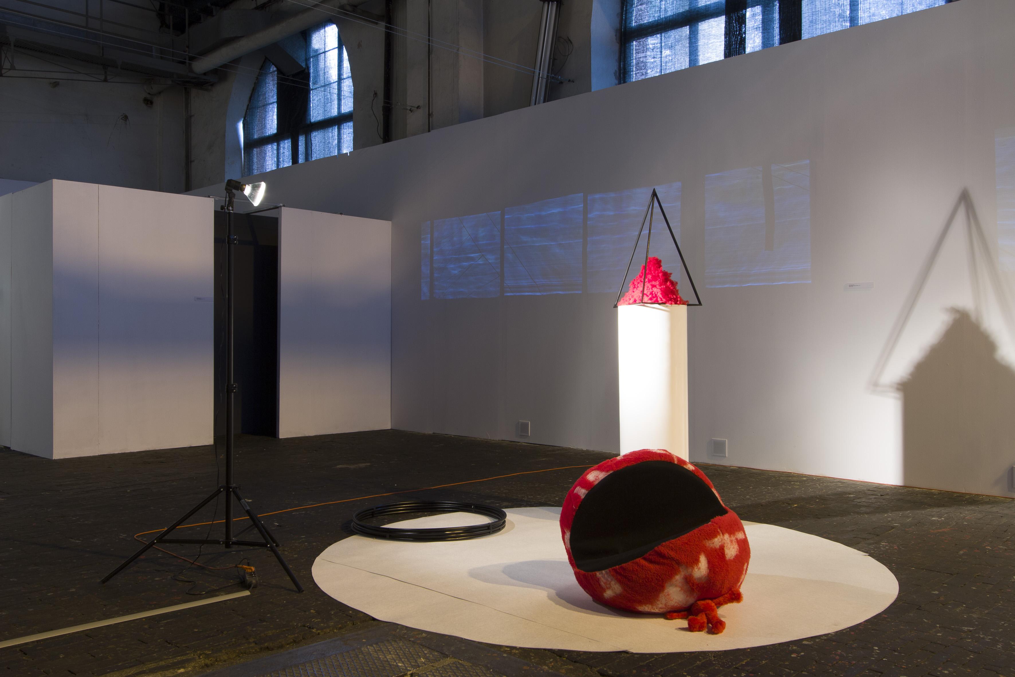 Piotr Grabowski, Naked flame, 2013