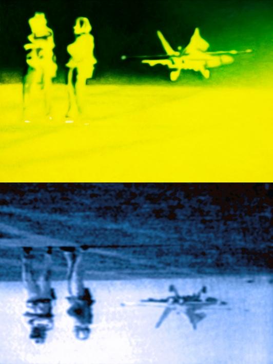 "Ryszard Waśko, ""War Games"", 2003"
