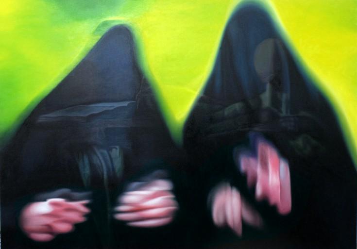 """Ryszard Waśko, """"Ukryta Wiadomość"""", 2010-2011"""