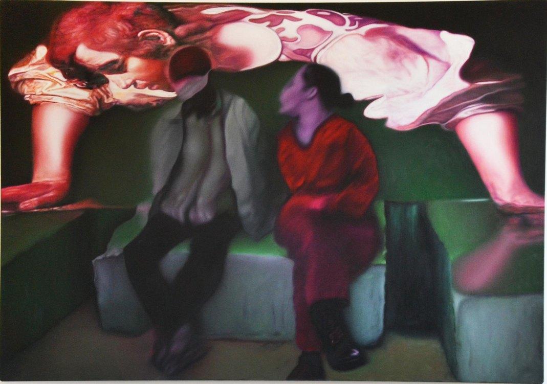 "Ryszard Waśko, ""Narcyz"". 2010"