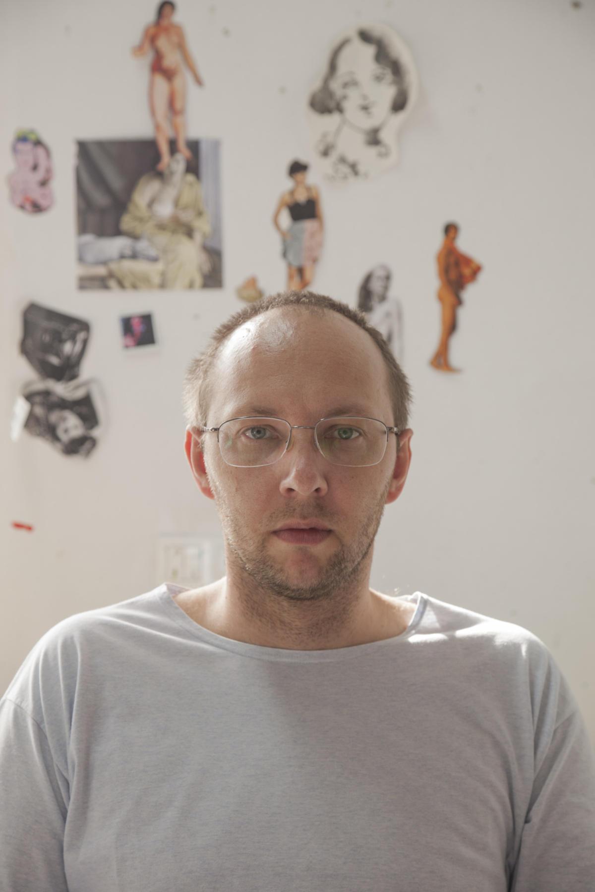 Zawsze chciałem być artystą, alemogę onich tylkopisać: Przemysław Matecki
