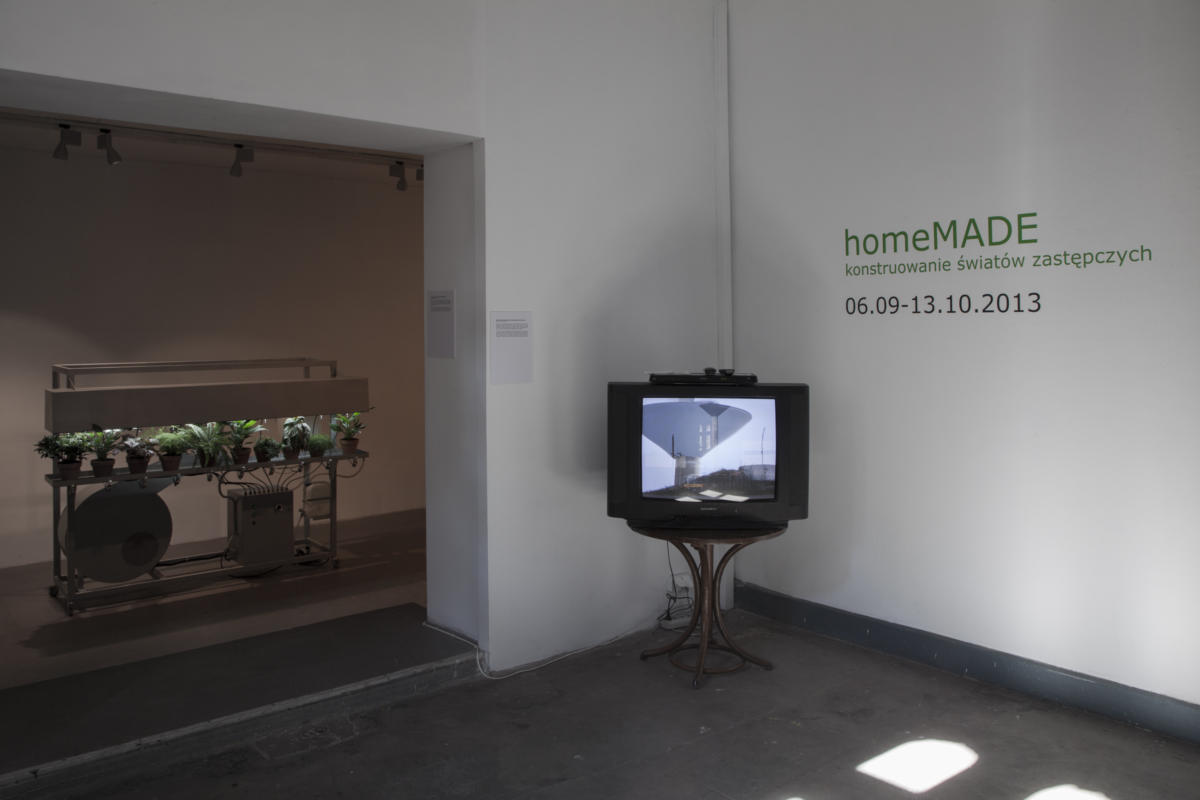 Wystawa HomeMADE. Festiwal Wilno wGdańsku