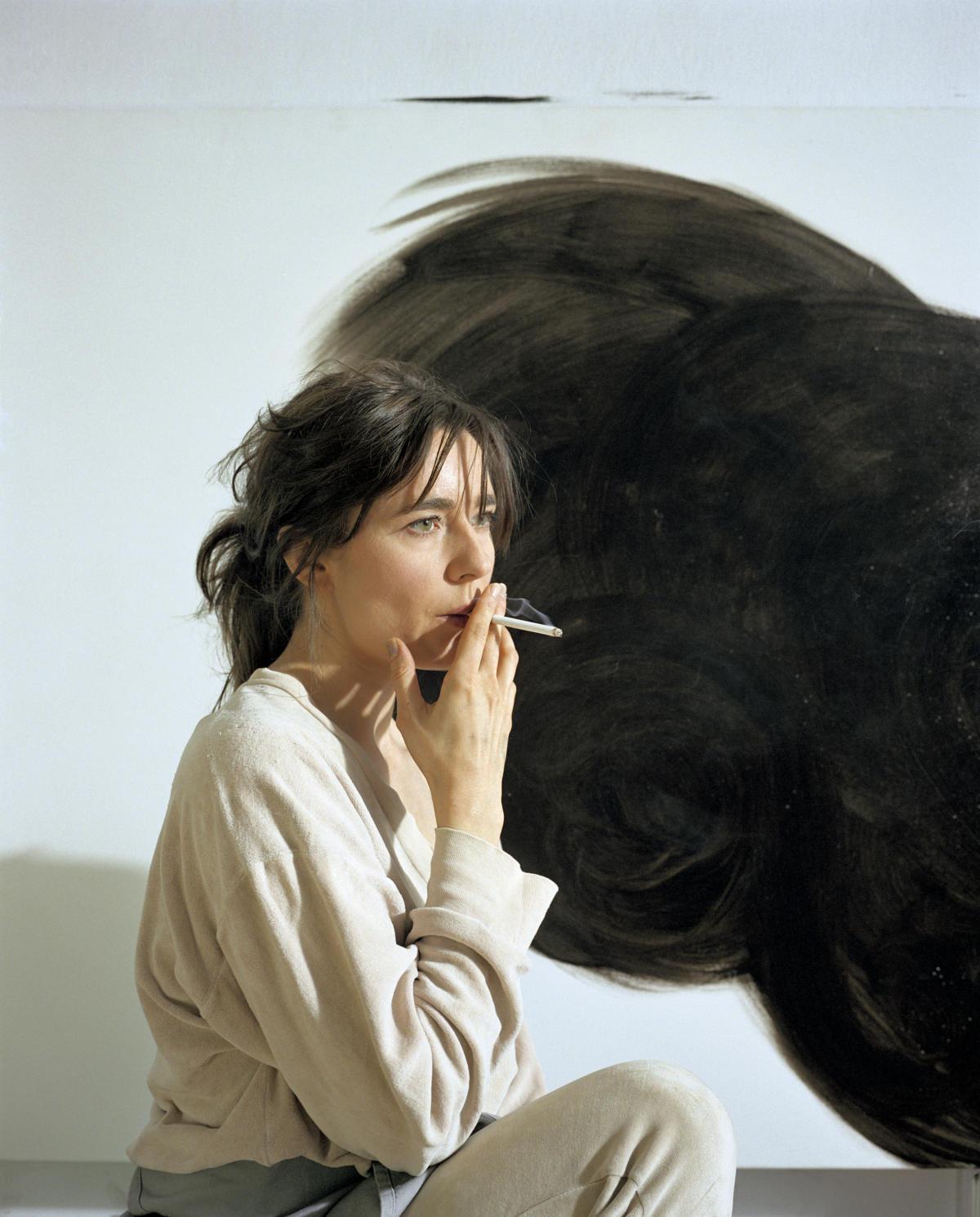 Zawsze chciałem być artystą, alemogę onich tylkopisać: Agnieszka Brzeżańska