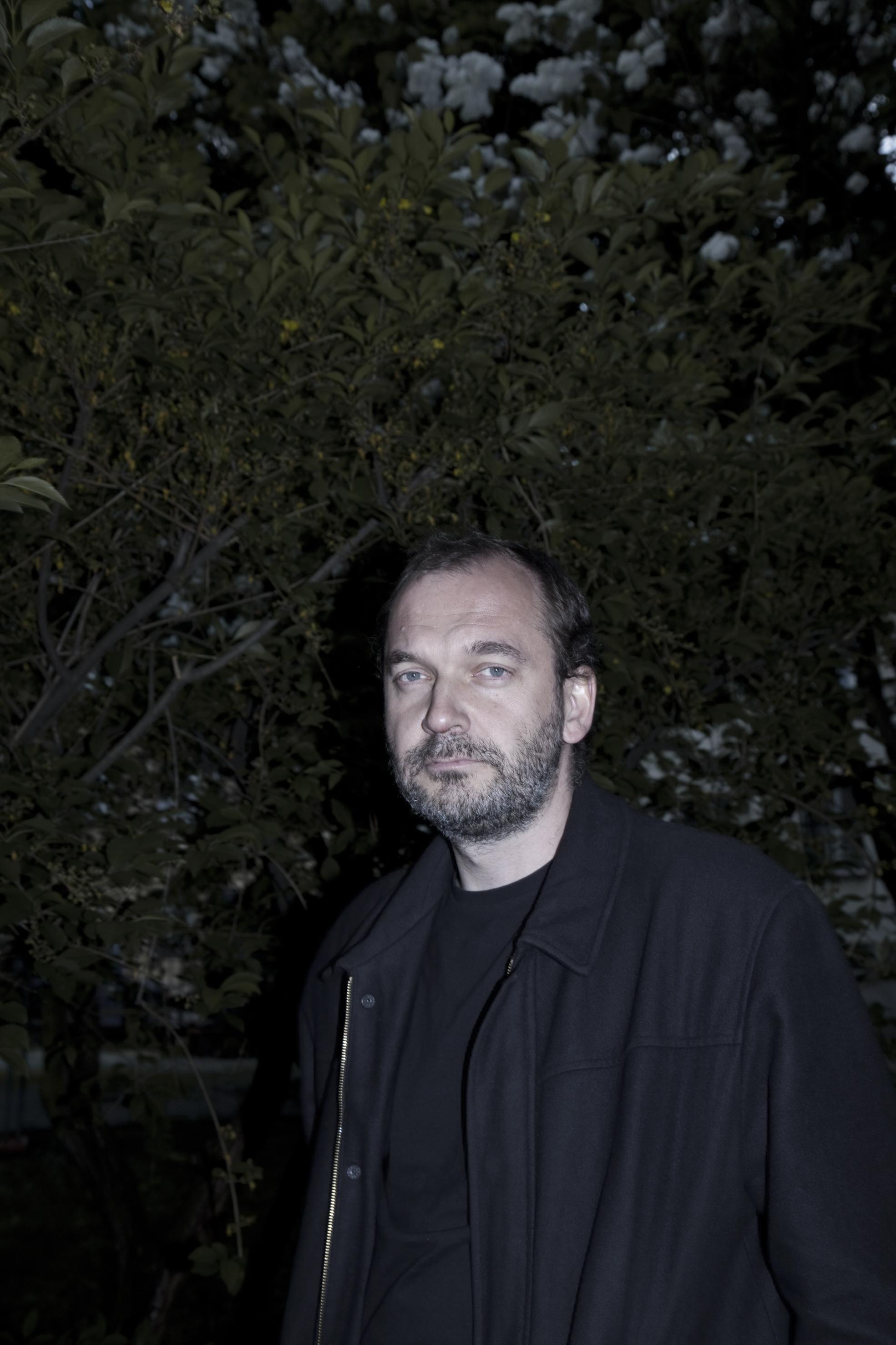 Artur Żmijewski, fot.Szymon Rogiński