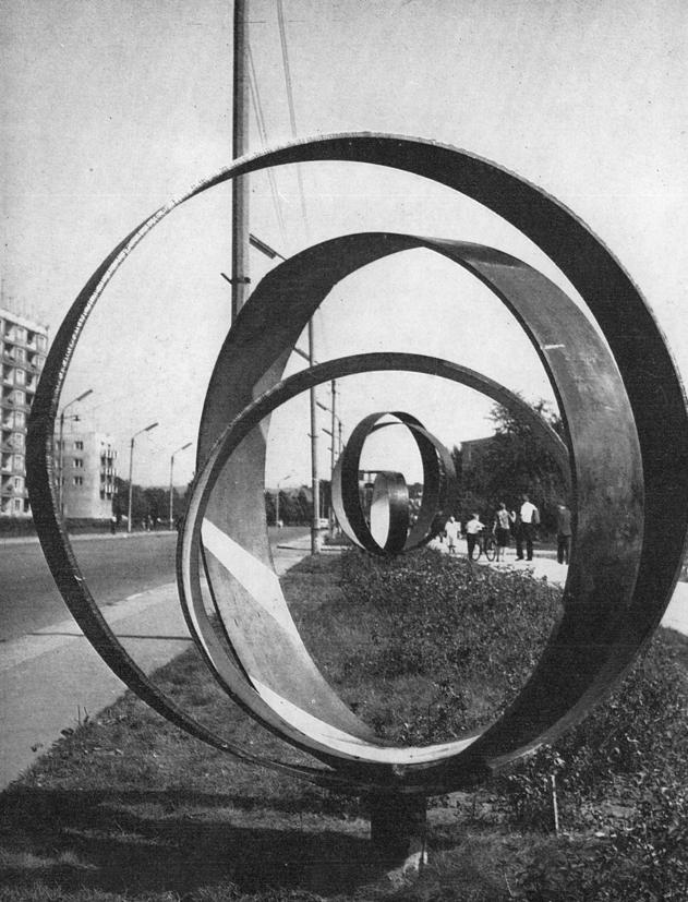 Karolina Breguła, Formy przestrzenne jako centrum wszystkiego