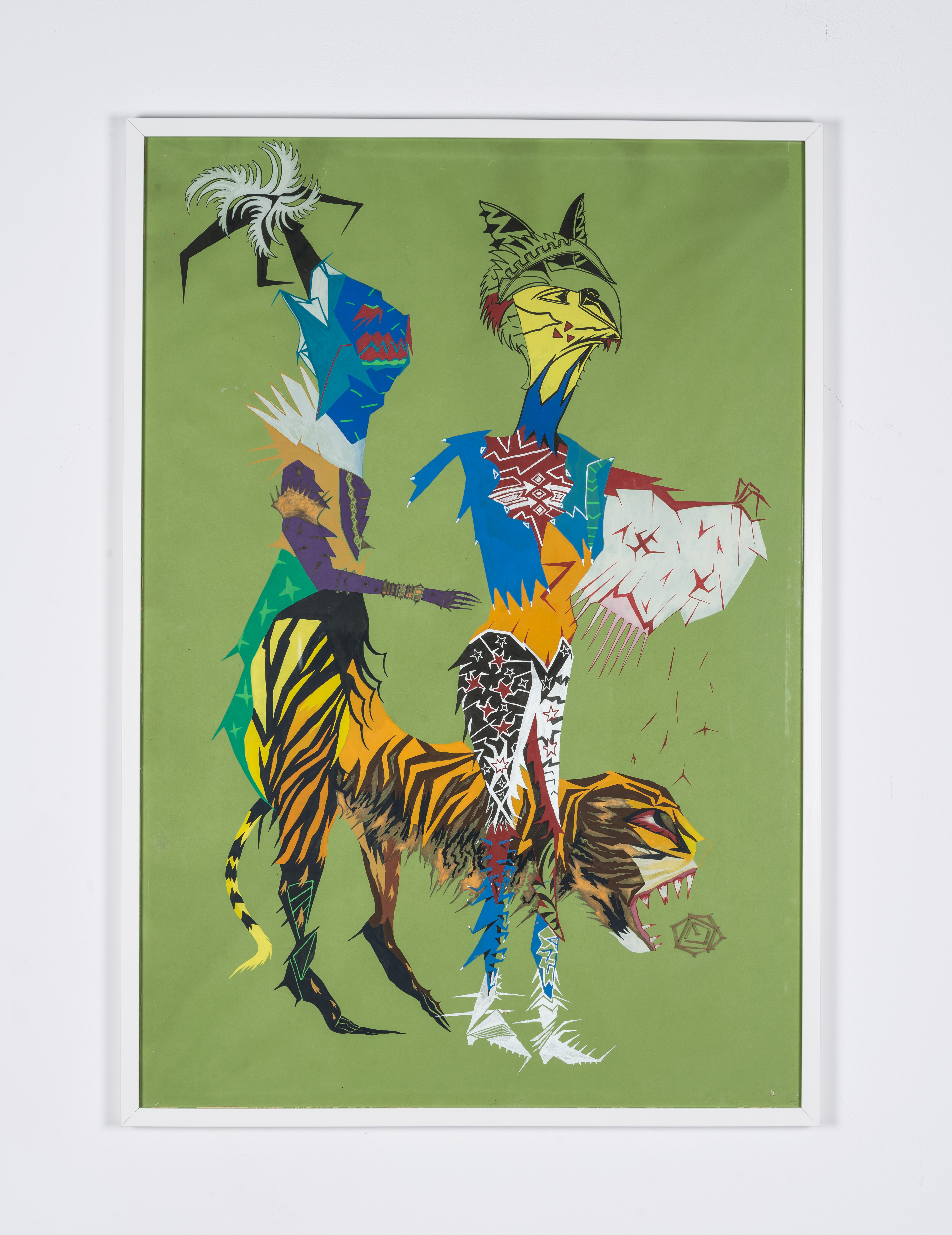 Luxus: Ewa Ciepielewska, Beztytułu, 1984