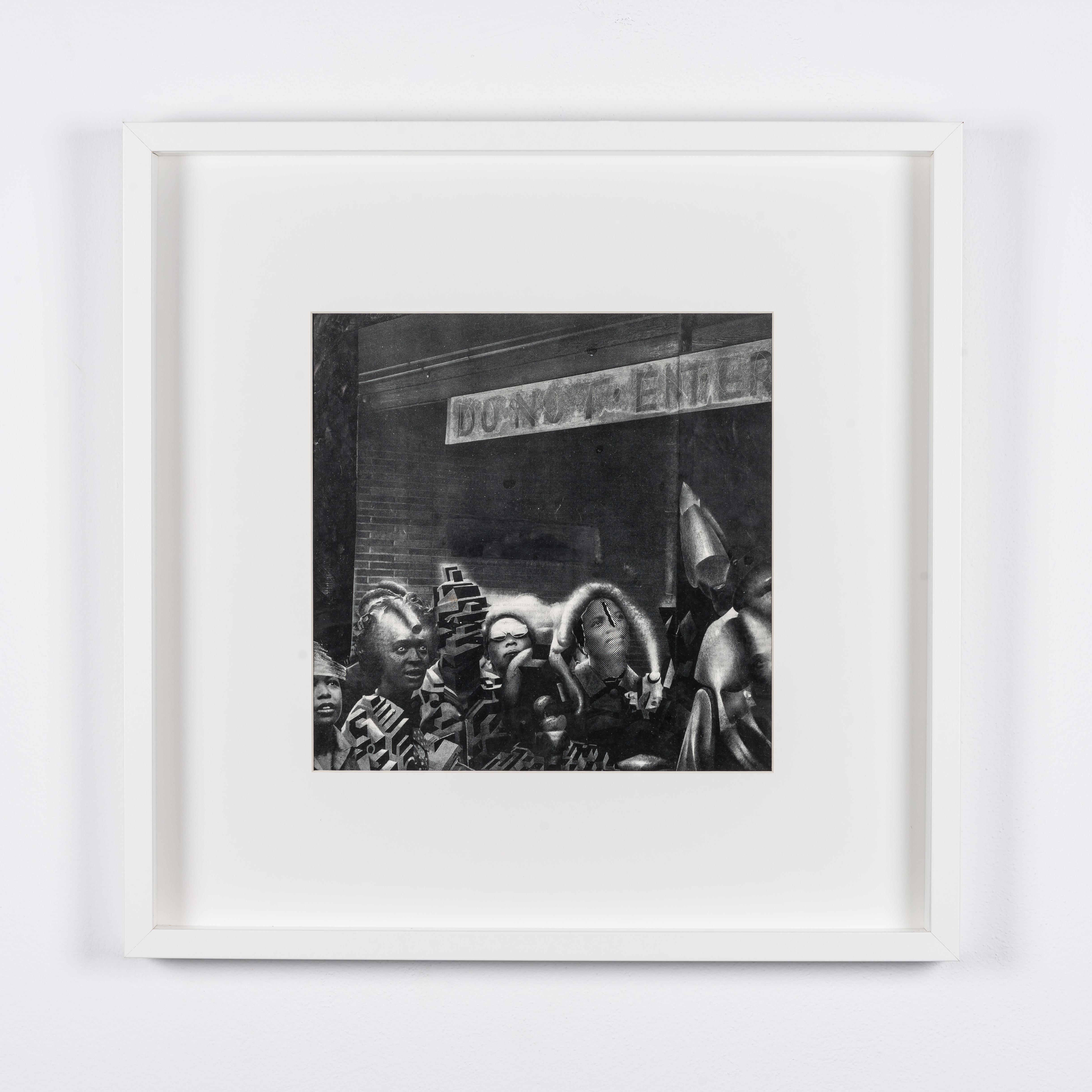 Luxus: Artur Gołacki, beztytułu, 1984
