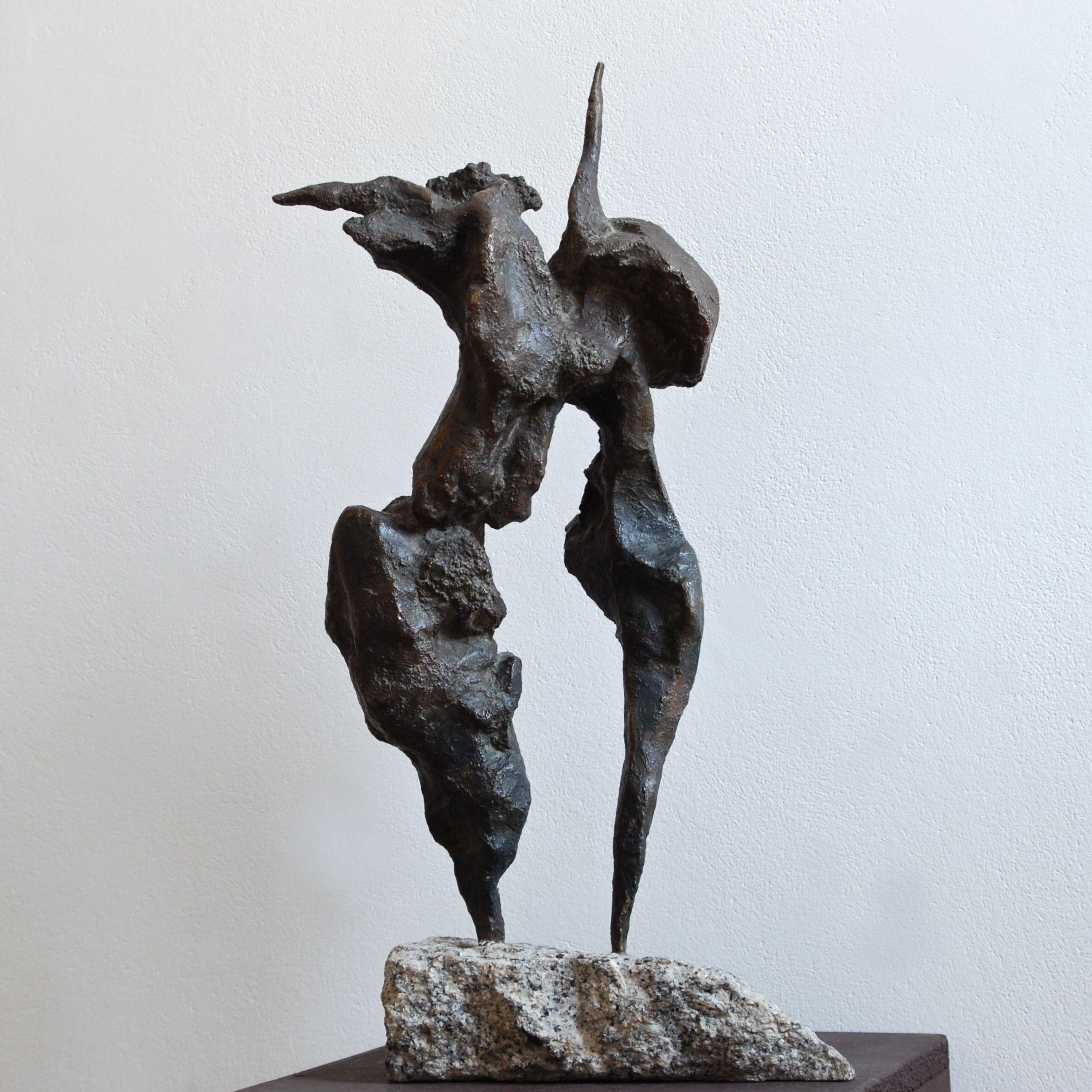 """Alina Szapocznikow, """"Duet"""", 1960, Muzeum Okręgowe Toruń. fot.A. Zgirska"""