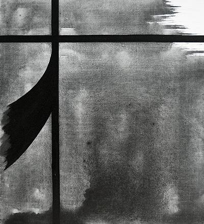 Cezary Poniatowski, beztytułu,  40cm x 36cm, 2013