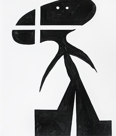 Cezary Poniatowski, beztytułu, 90cm x 76cm, 2013