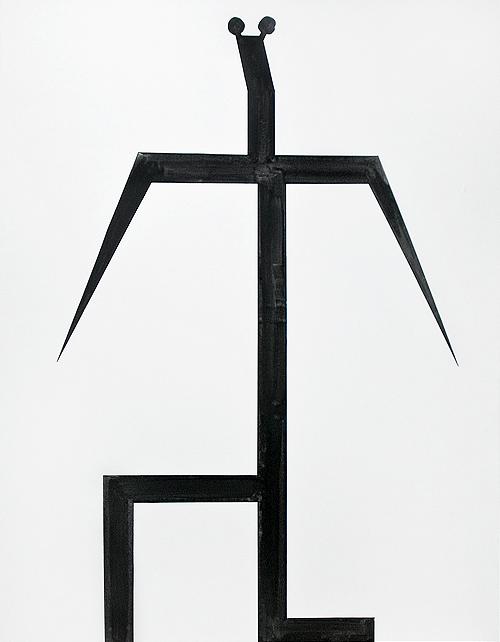 Cezary Poniatowski, beztytułu, 185cm x 145cm, 2013