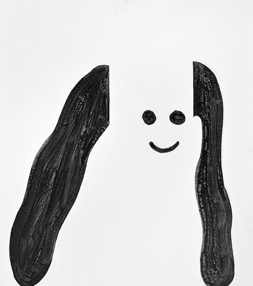 Cezary Poniatowski, beztytułu, 49cm x 43cm, 2013