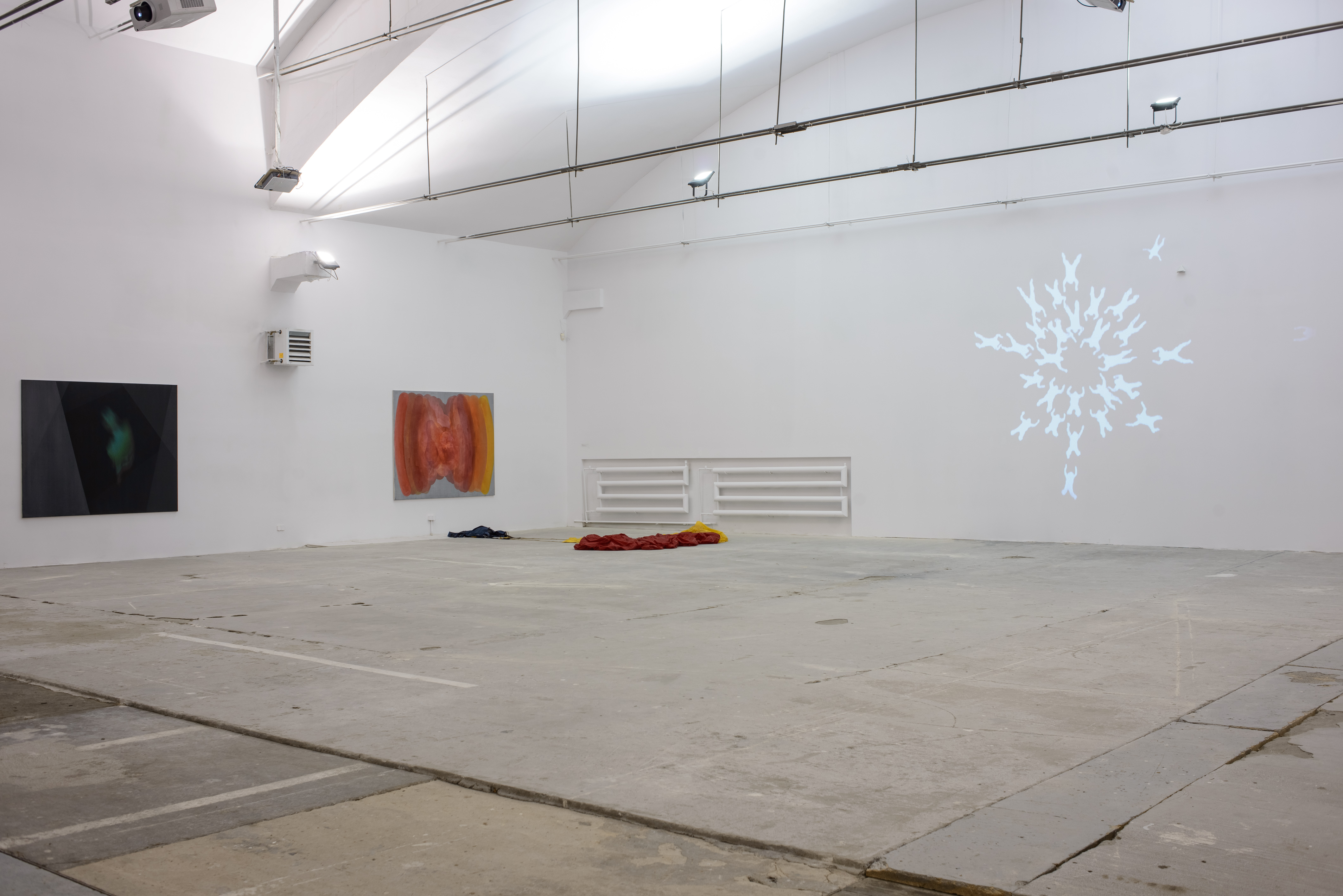 "Dominik Lejman, ""Let me jump"" (2009), ""Parafold"" (2011), ""Katedra 60s."" (2011)"