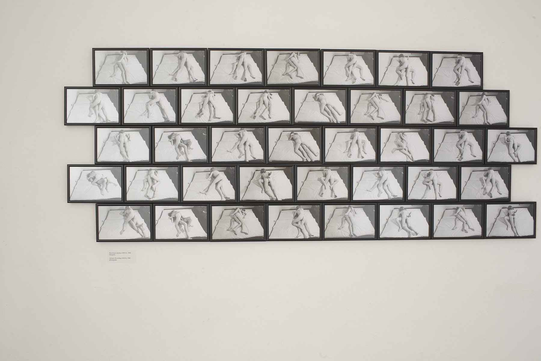 "Natalia LL, ""Rejestracja intymna"" (1969)"
