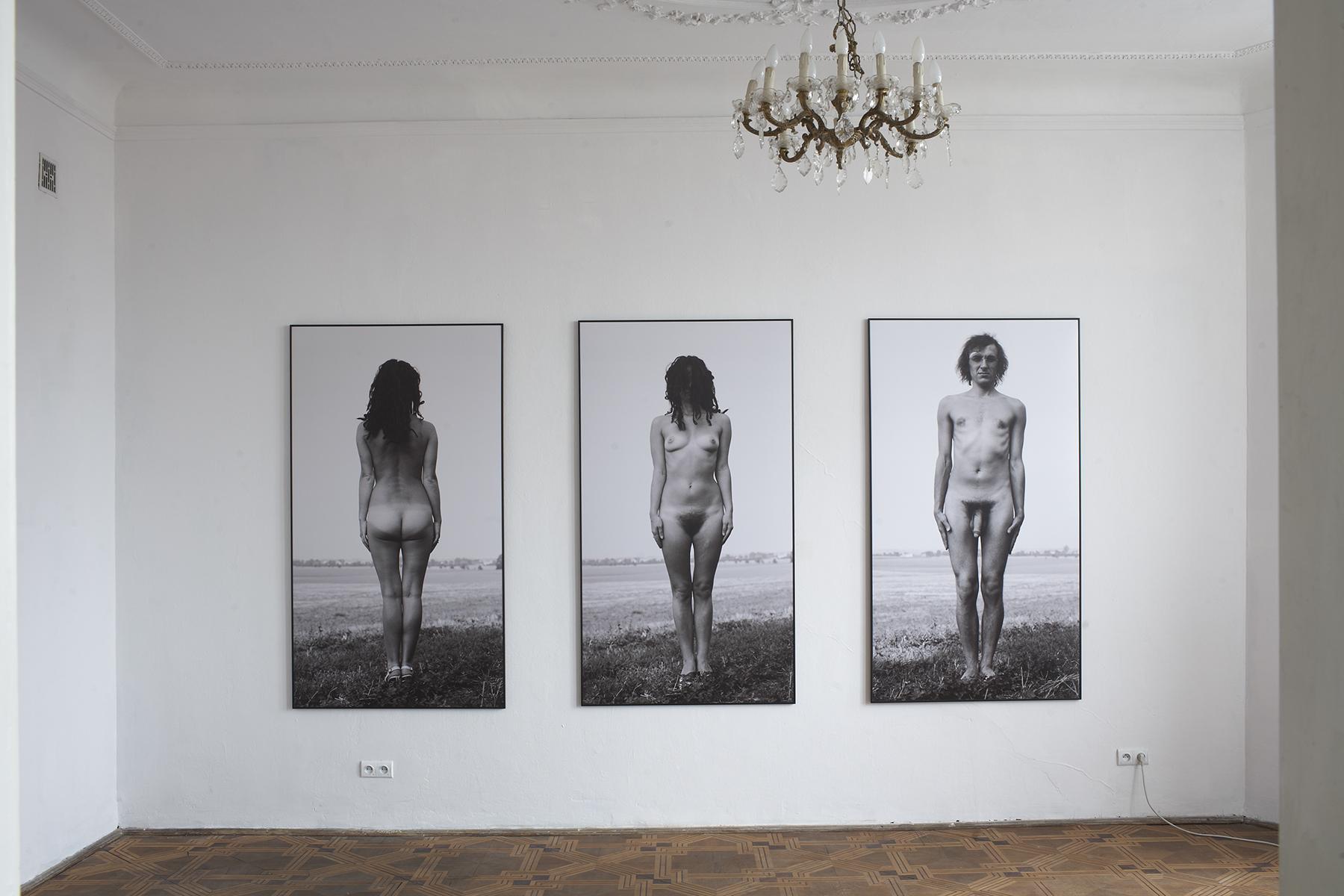 "Natalia LL, ""Topologia ciała"" (1967)"