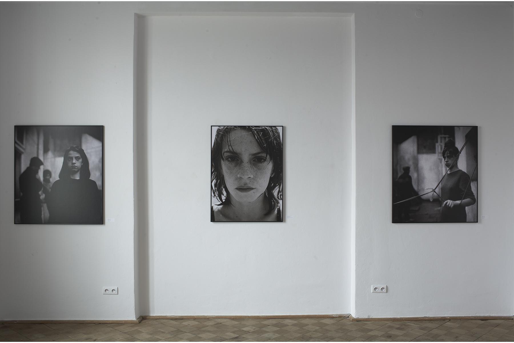 """Natalia LL, """"Egzystencje"""" (1964) i""""Geografia twarzy"""" (1964)"""