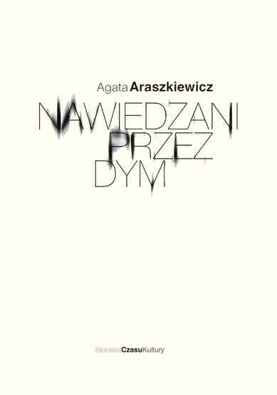 Nawiedzani przezdym, Agata Araszkiewicz, okładka