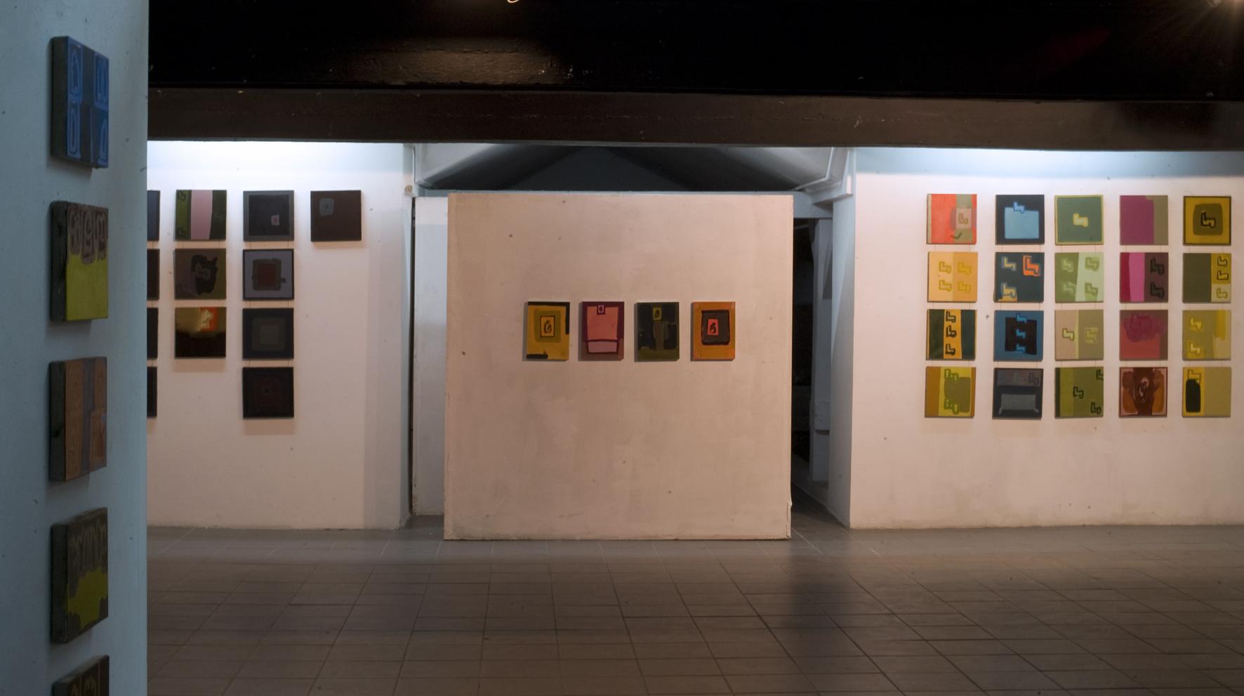 Wystawa indywidualna Uli Łojko Smogorzewskiej, X 2013. Fot: Justyna Jonak