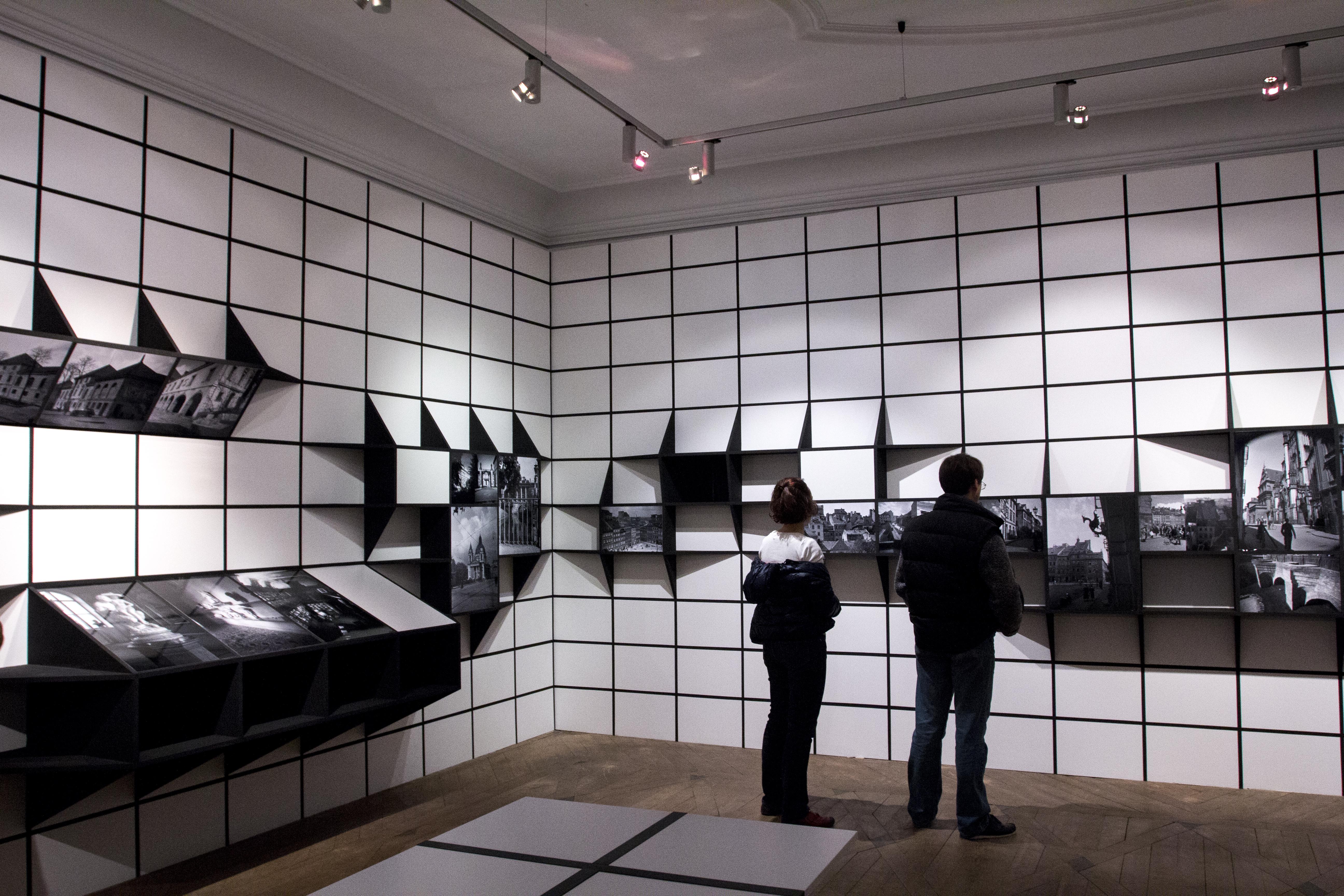 "Wystawa ""Zawód: Architekt"", fot.Marta Górnicka"