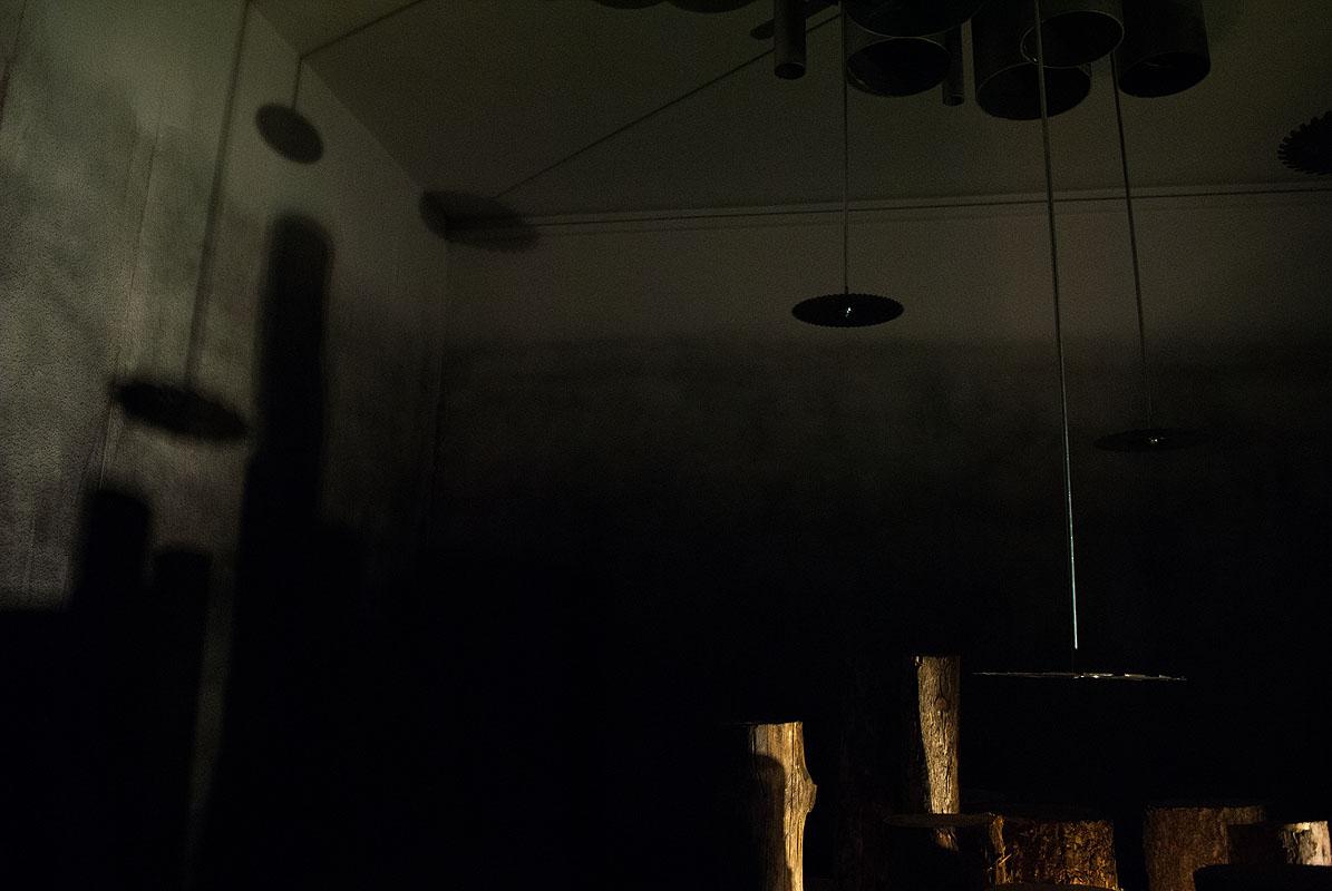 Tadeusz Dobosz - Aranżacja przestrzenna. Rekonstrukcja, BWA Zielona Góra, 2013, fot.Karolina Spiak zarchiwum BWA wZielonej Górze