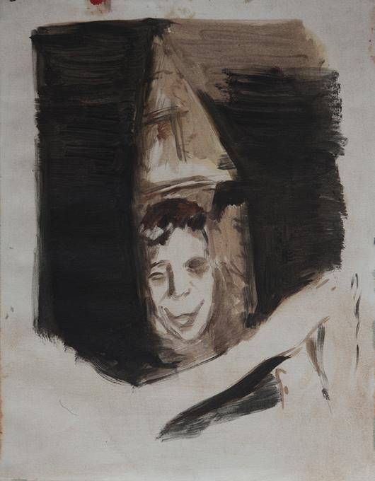 """Mikołaj Małek, """"Aface"""", 2013"""