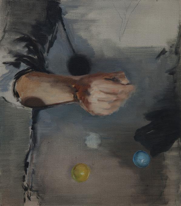 "Mikołąj Małek, ""Pendulum"", 2013"