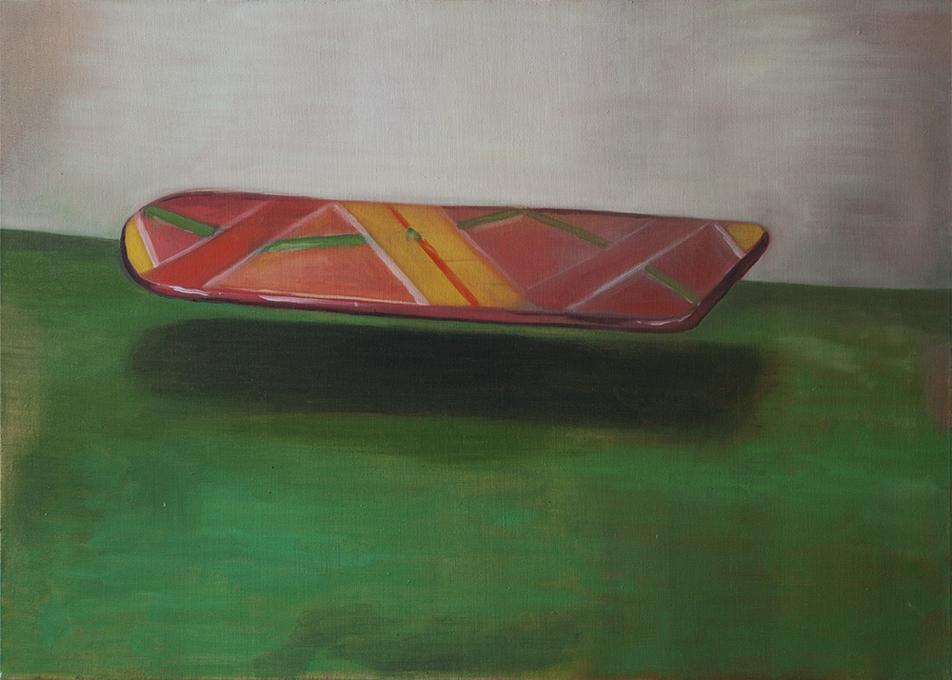"Mikołaj Małek, ""Hover board"", 2013"