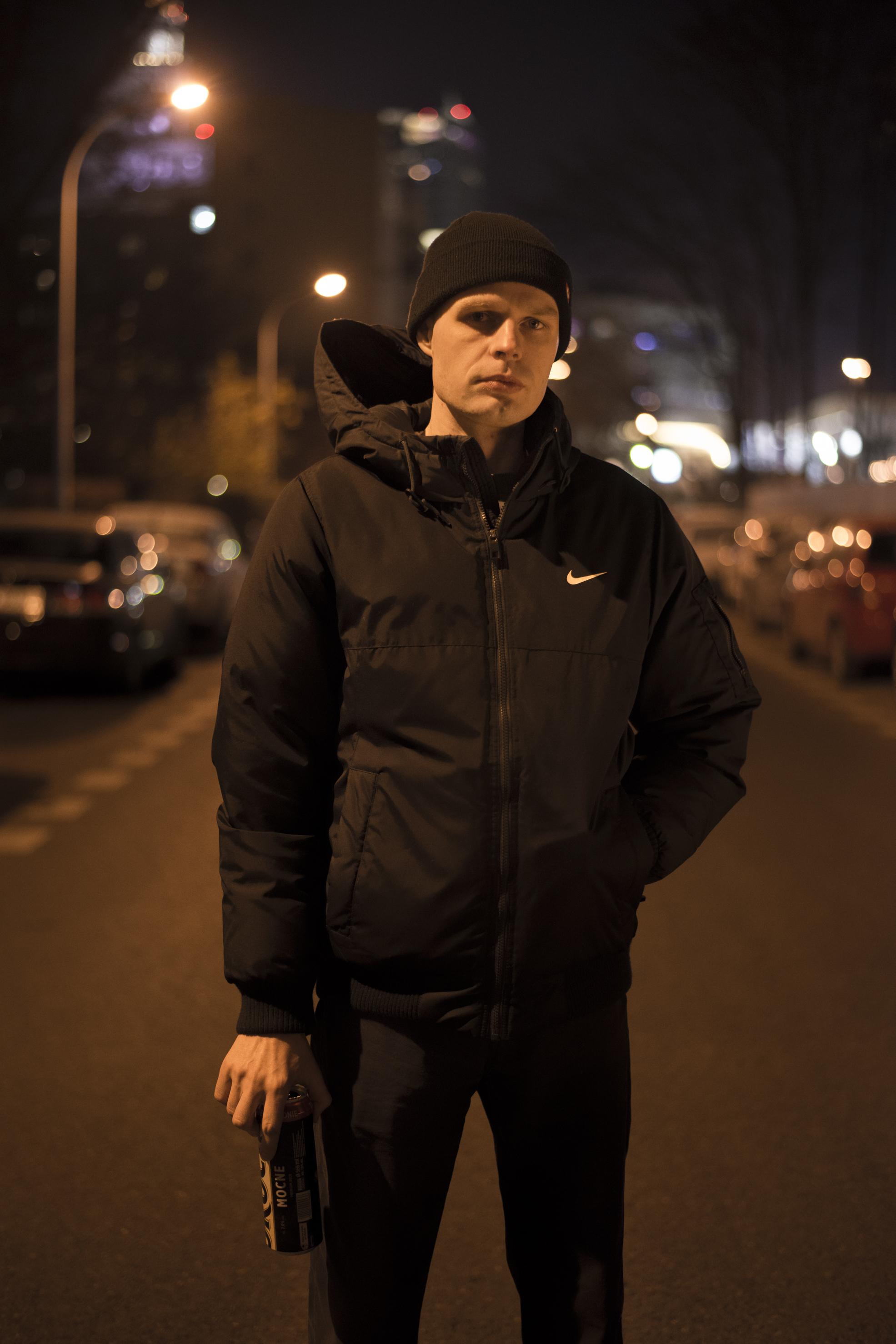 Wojciech Bąkowski (fot.Sz. Rogiński)