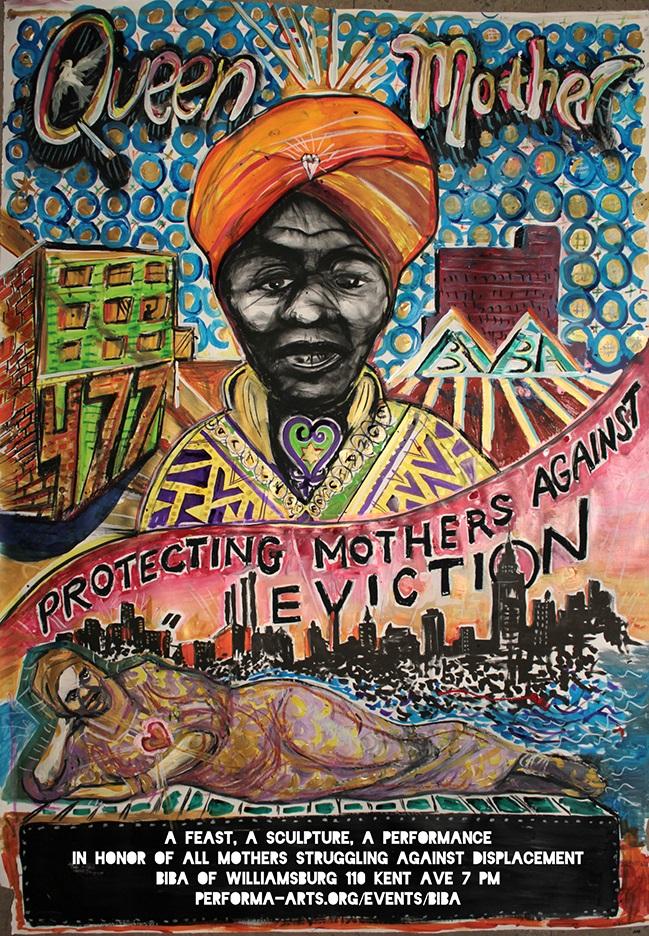 """""""Queen Mother of Reality"""" Pawła Althamera wNowym Jorku"""