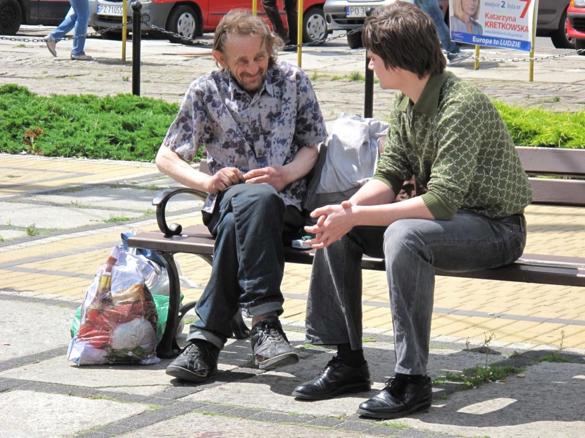 Człowiek. ZFranciszkiem Orłowskim rozmawia Paweł Brożyński