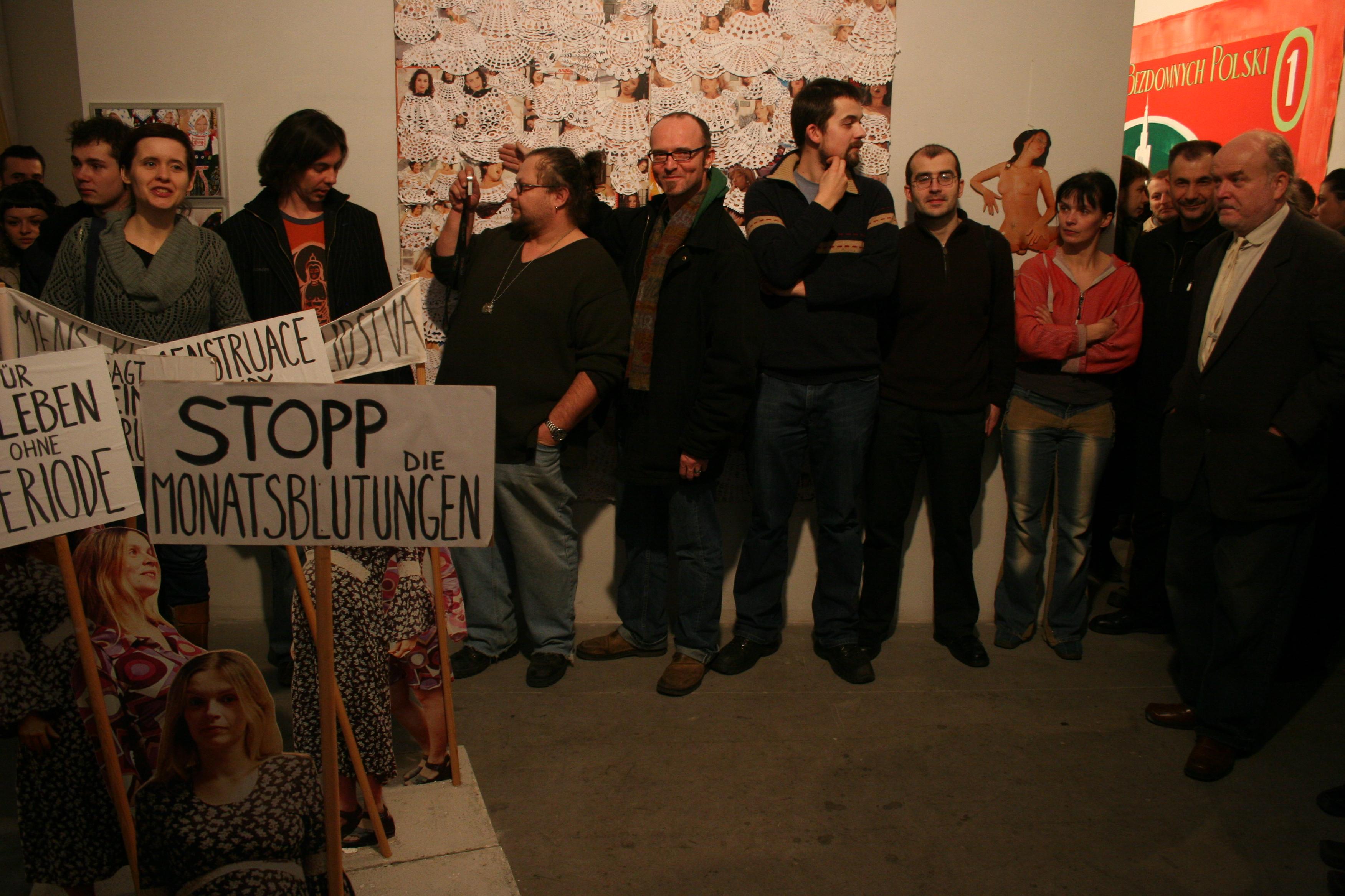Wolność, Równość, Sztuka (2007)