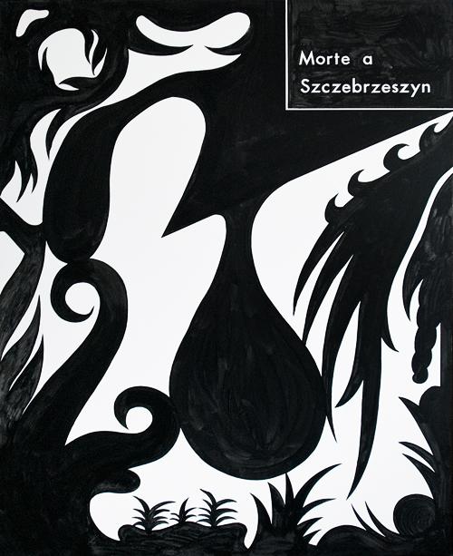 Untitled (Morte aSzczebrzeszyn), 175cm x 140cm, 2013