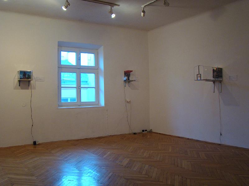 FILON widok wystawy