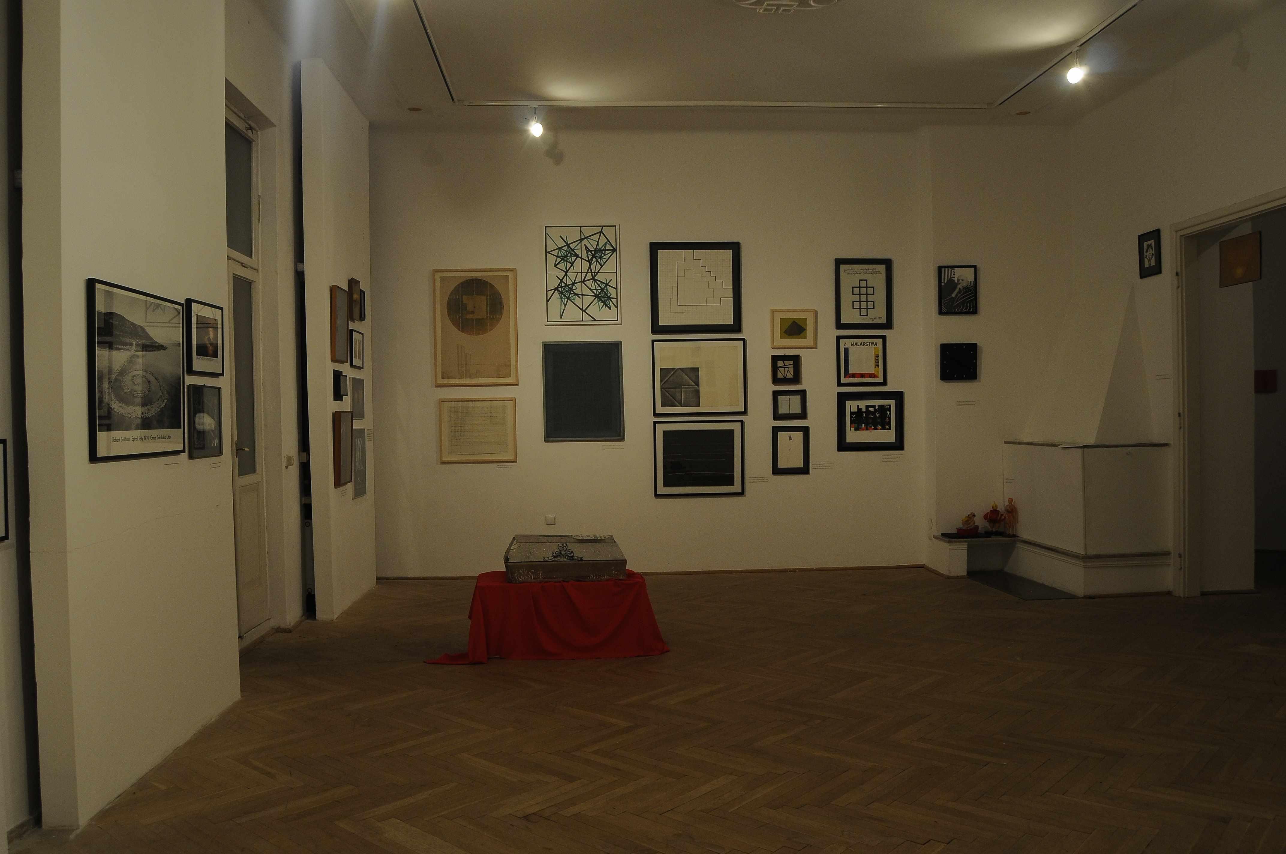 Sztuka wymiany. Kolekcja Józefa Robakowskiego, Fundacja Profile 2013