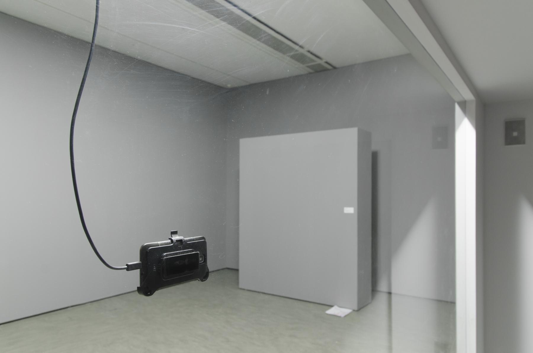 Natalia Wiśniewska,Venans - Polujący, 2013, instalacja dźwiękowa. Fot.Tytus Szabelski-05