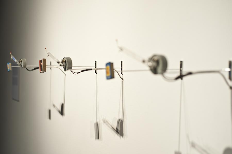 Adriana Salazar, Niewypał - Daring machine, 2008