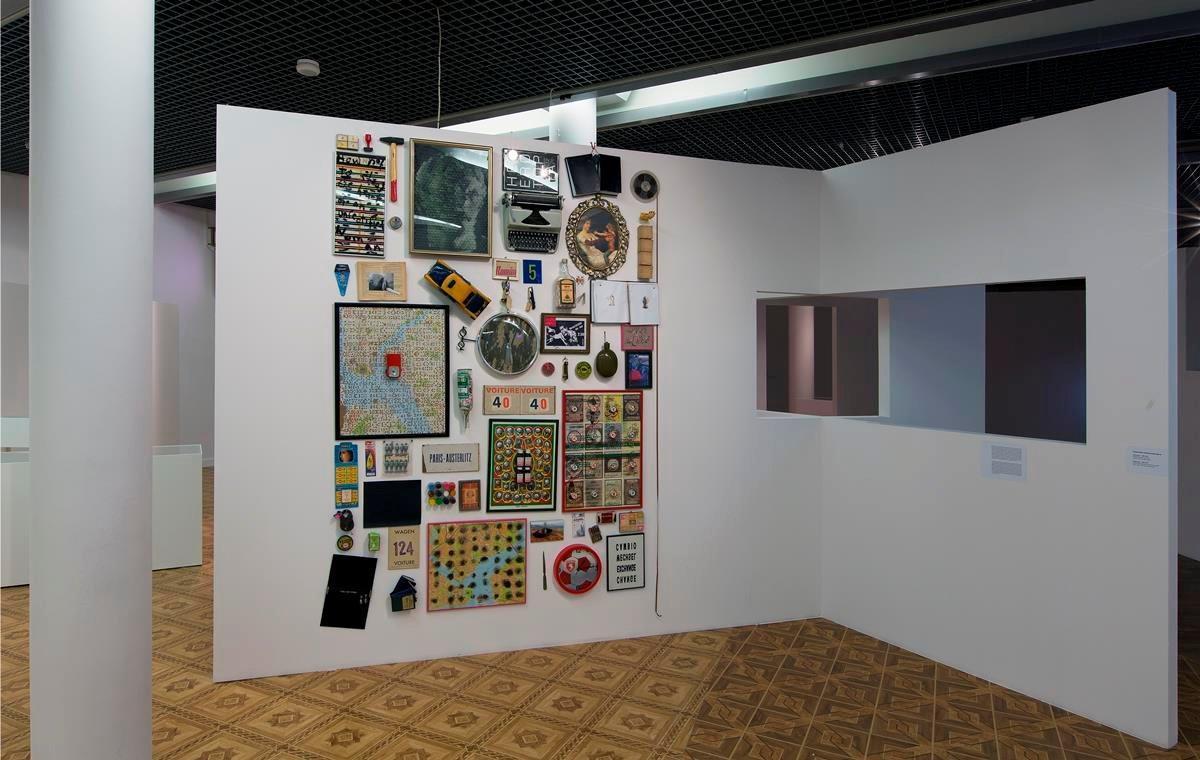 Hüseyin Bahri Alptekin & M.D. Morris Heterotopia, 1992-2013 instalacja