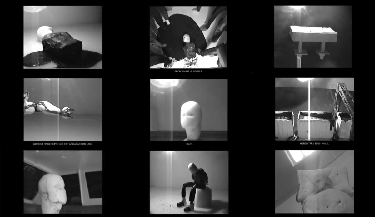 Ofilmach mówionych Wojciecha Bąkowskiego (część druga: interpretacje 1-4)