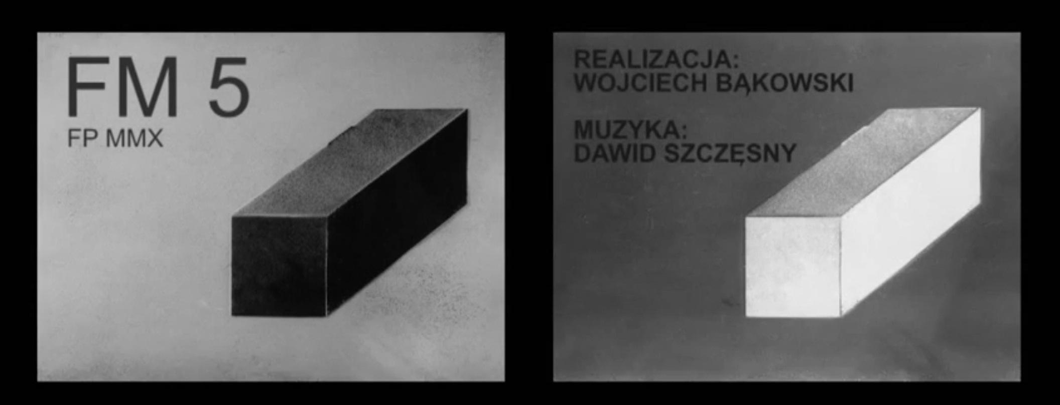 Wojciech Bąkowski Film mówiony