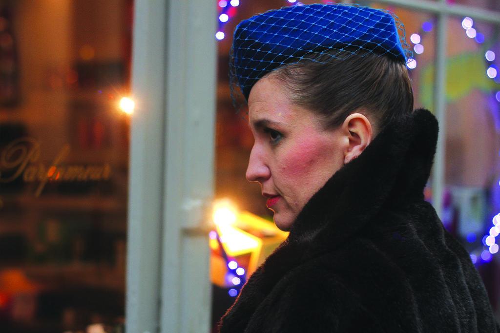 Marja Skaffari jako Emma, fot.Thijs Vissia