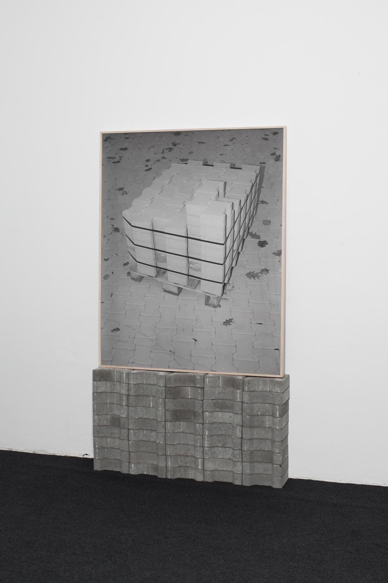 """""""polbruk"""", 2013, 120x96 cm"""