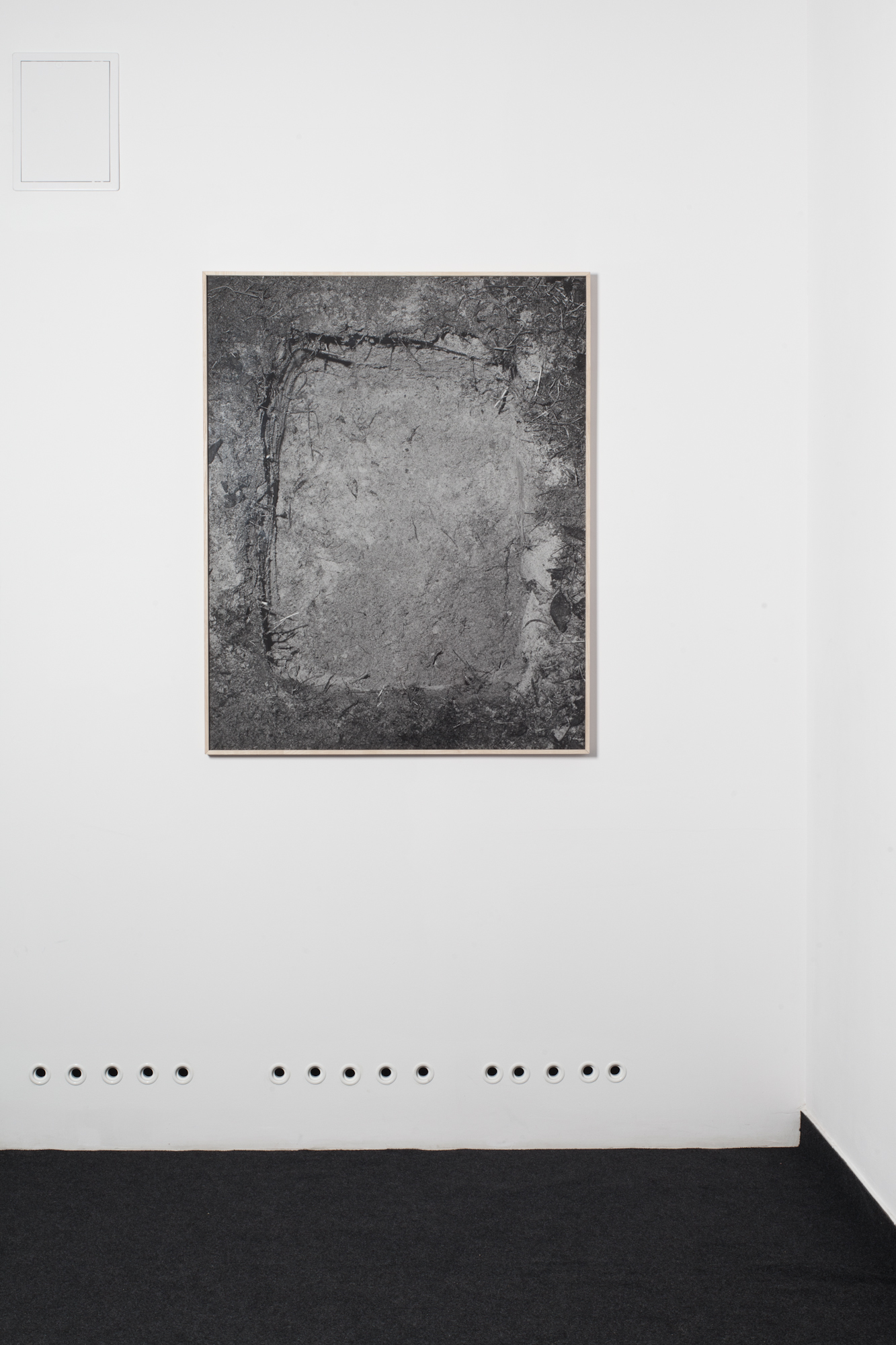 """dziura wziemi"", 2013-14, 120x96 cm"