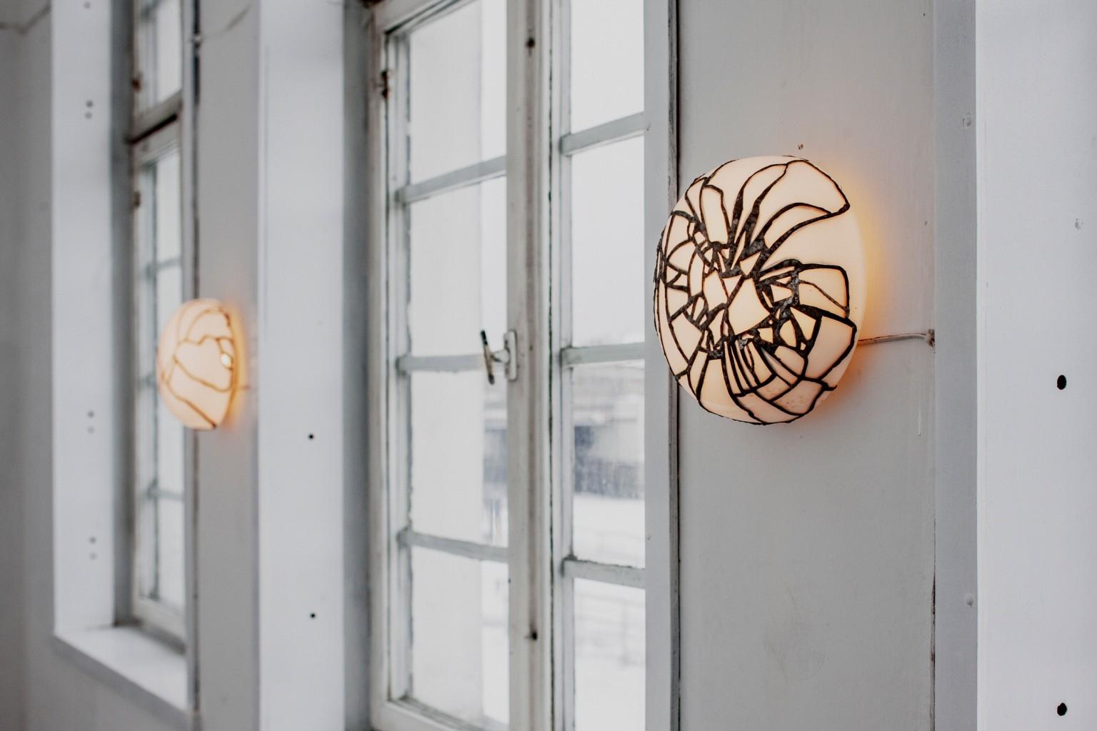 """Rafał Bujnowski, zserii """"Lampy"""", 2013, dzięki uprzejmości Gdańskiej Galerii Miejskiej"""